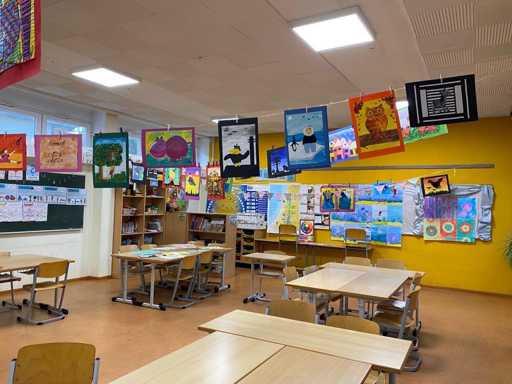 Impressionen vom Tag der offenen Tür- unsere Schule als Museum